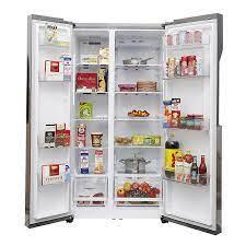 Tủ lạnh LG Inverter 613 lít GR-B247JDS | MỎ VÀNG HCM