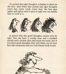 Roald Dahl Beauty Quote