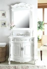 classic white bathroom ideas. White Vanities For Bathrooms The Classic Style Antique Bathroom Sink Vanity Concerning Ideas D