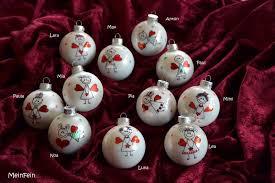 Baumschmuck Kugeln Süße Weihnachtskugel Aus Glas Mit