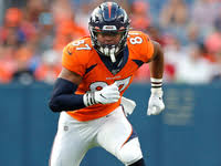 Roundup: Broncos' Fant (ankle) to be ready for Week 1 - NFL.com
