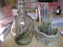 Air Plant Containers Diy