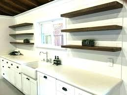 floating kitchen shelves how to install floating shelves kitchen shelves installing floating shelves floating kitchen shelves