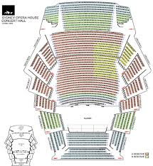 san francisco opera house seating plan unique sydney opera house seating chart gebrichmond