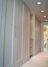Watergate Remodel custom closet doors. Bedroom ...