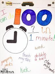 100th Day Of School Activities Kindergarten Freebies 100