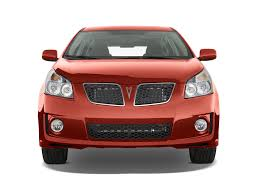 2009 Pontiac Vibe GT - Pontiac Hatchback Review - Automobile Magazine