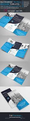 Buy Brochure Templates 16 Best Template Trifold Brochure 8 5x11 Images Brochure