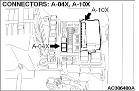 ralliart stock fog light wiring diagram Lancer Mitsubishi Wiring Diagram Mini Split System