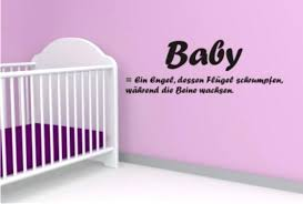 Wandtattoo Spruche Baby Zonaurbanarockonline