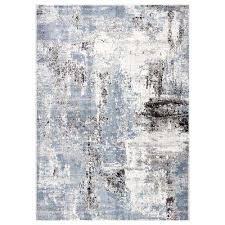 new jaipur living kari white 5 ft 3 in x 7 ft 6 in modern area rug