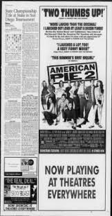 The Los Angeles Times from Los Angeles, California on August 24, 2001 ·  Page 63