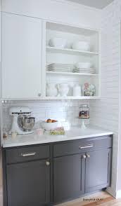 Wilson Kitchen Cabinet Hoosier Cabinet Charcoal Kitchen Cabinet