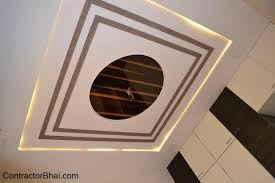 false ceiling maintaining and