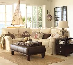 pottery barn eco friendly pb comfort sectional sofa collection