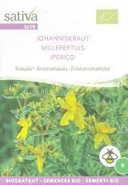 Semi di Iperico di Sativa Rheinau - Macrolibrarsi.it