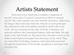 essay example artist essay example