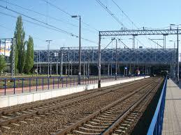 Gare centrale de Poznań