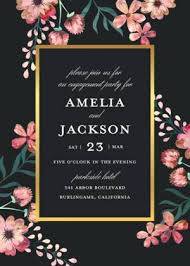 Photo Party Invitations Engagement Invitations Personalized Party Invites With Photos