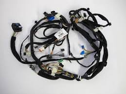 new oe genuine peugeot 207 a7 dashboard harness dash board wiring new oe genuine peugeot 207 a7 dashboard harness dash board wiring loom 6586av