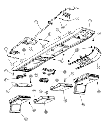 dodge pickup trailer wiring diagram dodge discover your wiring jeep overhead console wiring