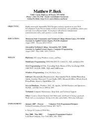Resume Template Open Office Mac