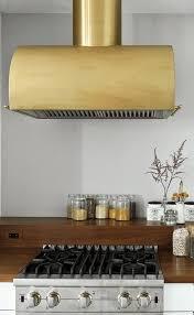 ... 40 Kitchen Vent Range Hood Design Ideas_23 ...