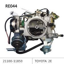 Carburetor forTOYOTA 2E 21100 11850 Carb-in Carburetors from ...
