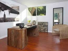 home office contemporary furniture. Office Wall Decor Interesting Industrial Home With Metal And Wood Contemporary Design Of Architecture Furniture