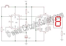 random number generator using 8051 electronic circuits and diagram simple electronic random number generator circuit using 555 and 4026 electronic random number generator circuit diagram