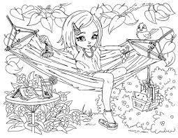 Small Picture Teenage Coloring Pages Coloring Book of Coloring Page