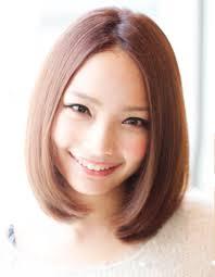 縮毛矯正ミディアムmo 391 ヘアカタログ髪型ヘアスタイル