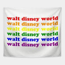 Disney World Size Chart Wdw Rainbow