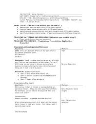 Resume Format For 2015 Proper Resume Format Examples Example Of A For Resumes