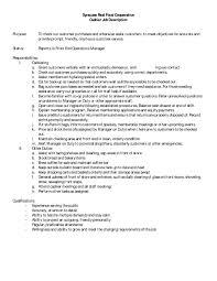 Retail Job Description Resume Examples Of Resumes 100 Cover Letter Template For Job Description 40