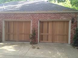 wood garage door panelsPremier Entry Systems  The Scary Truth About Cedar Overlay Garage