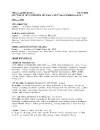 Claims Attorney Sample Resume | Cvfree.pro