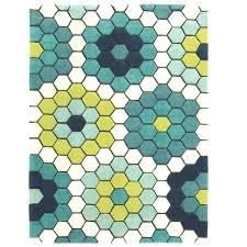polypropylene outdoor rugs hand tufted blues green rug 5 x 7 home depot 6x9 c