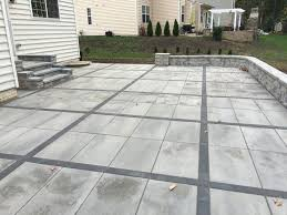 pavers concrete patio pavers best of sets for trend paver home plain laying on paving stones slabs stepping stamped vs cost outside manufacturers installing