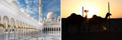 abu dhabi s sheikh zayed grand mosque holds a number of world records the world s largest dome of its kind 32 7 metres in diameter the world s largest