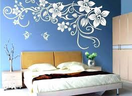 Wonderful Wall Painting For Bedroom House Design Co Creative Ideas Impressive Wall Painting Living Room Creative