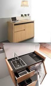 Small Picture Teeny All In One Kitchen Units and They DO Include a Kitchen Sink