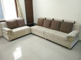 nhb l shape sofa this sofa was made in customized form on request of our customer this l shape sofa has its unique identity and for us it has been a