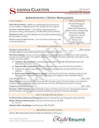 Aaaaeroincus Exquisite Administrative Manager Resume Example With Attractive Resume Objective For Medical Assistant Besides Resume Writers Nj Furthermore