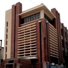 exterior office. Louver Office, Exterior Design Sector- 8, Noida (BUA-21,000sqft) Exterior Office