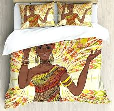 african animal print bedding embroidered whole linen cotton