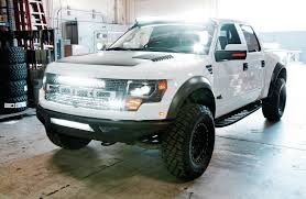 2013 ford f 150 raptor led lightbar(s) install blinded by the light Painless Wiring at Wiring Harness Ford Raptor