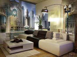 Wall Mural For Living Room Living Room Wall Murals Eurekahouseco