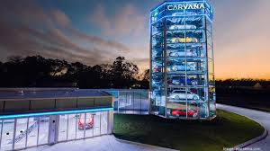 Car Vending Machine Dallas Beauteous Carvana Plans Newest 'car Vending Machine' In Kansas City Kansas