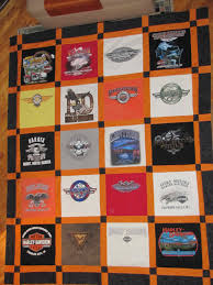 Harley T-Shirt Quilt | Brown Paper Packages Tied up in String ... & Harley T-Shirt Quilt Adamdwight.com
